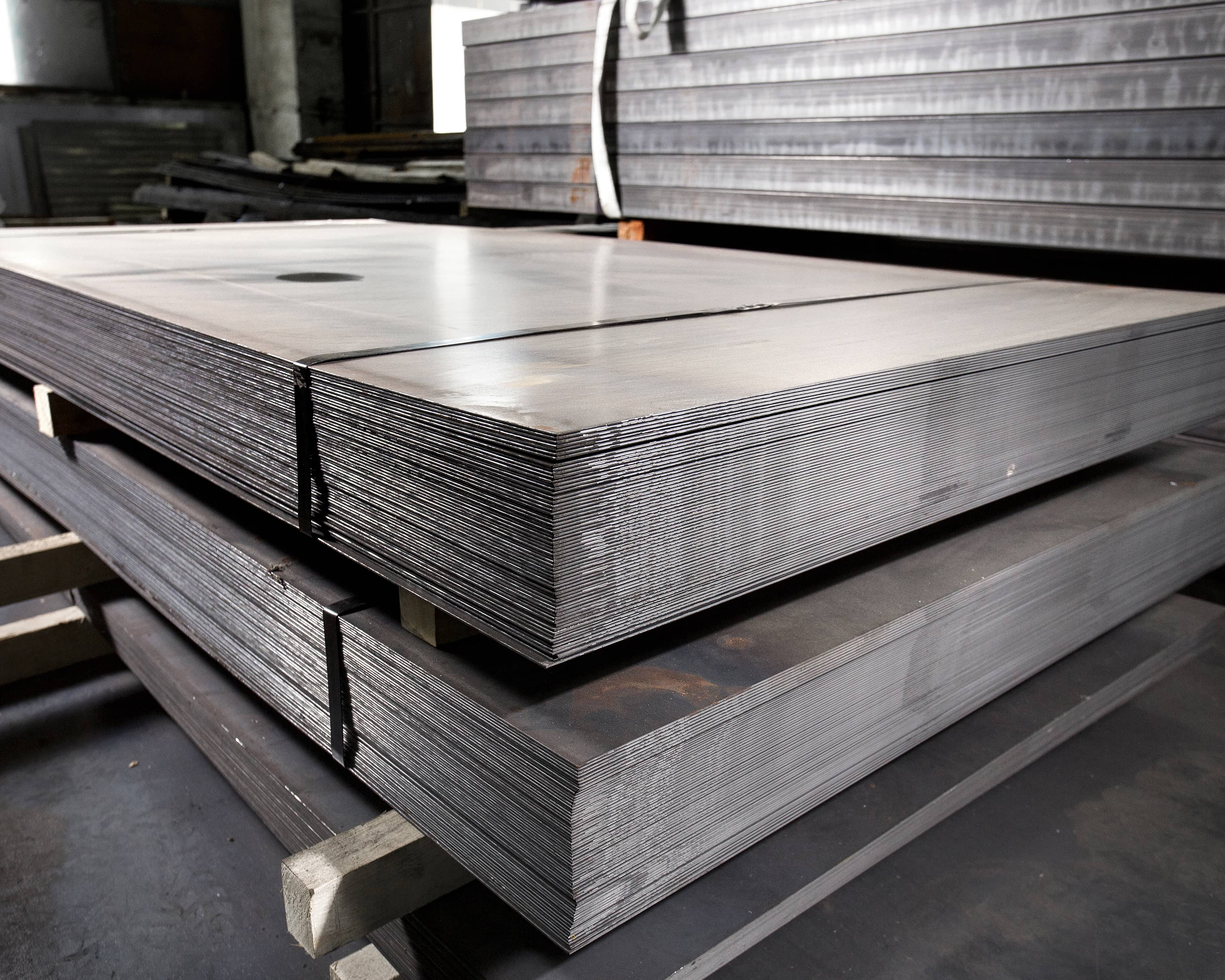 Mild steel sheet metal carbon steel