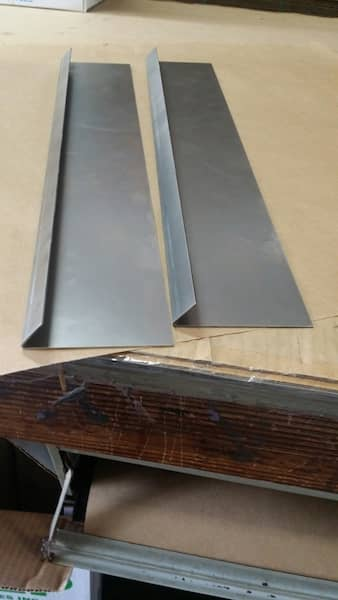 Steel Angle, bracket corner gurad