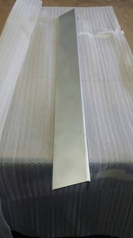 Aluminum Angle corner guard