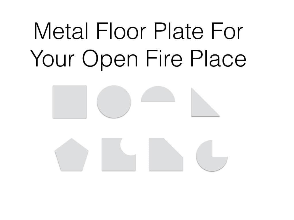 Metal Floor Plate