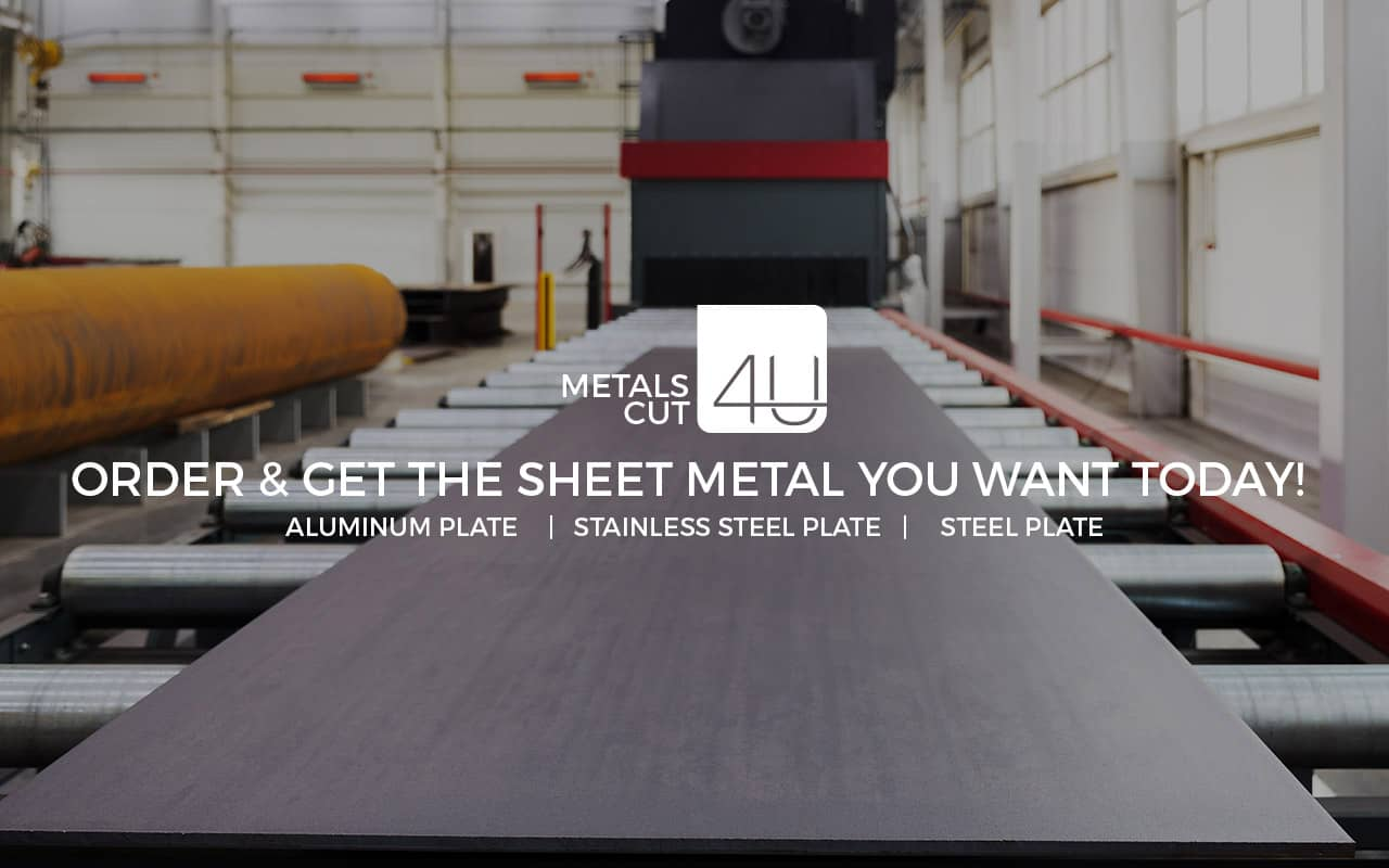 MetalsCut4U - custom laser cut sheet metal to your specs