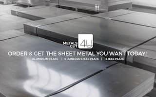MetalsCut4U - we laser cut sheet metal to your specs