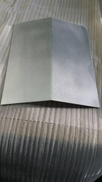 Aluminum corner guard