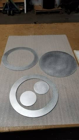 Aluminum Circle Aluminum Ring