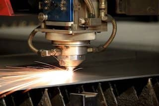 Laser Head Cutting Metal