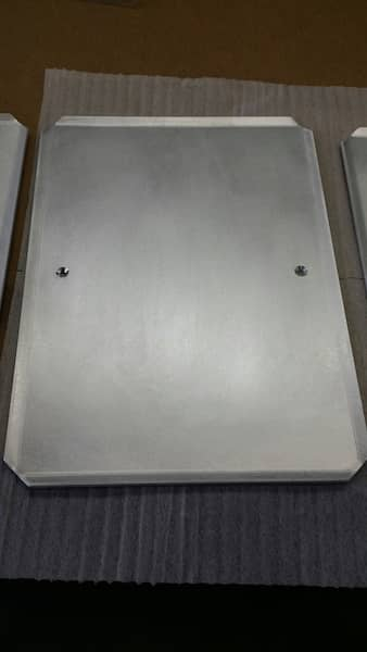 Aluminum Tray for Laptop computer