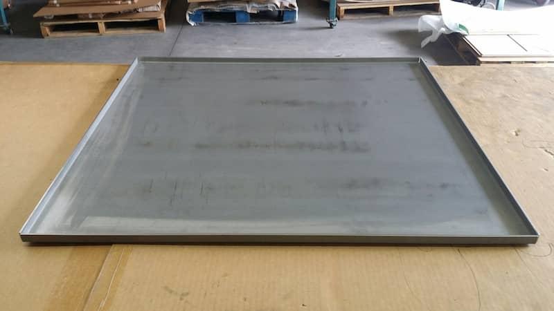 Aluminum Custom made tray