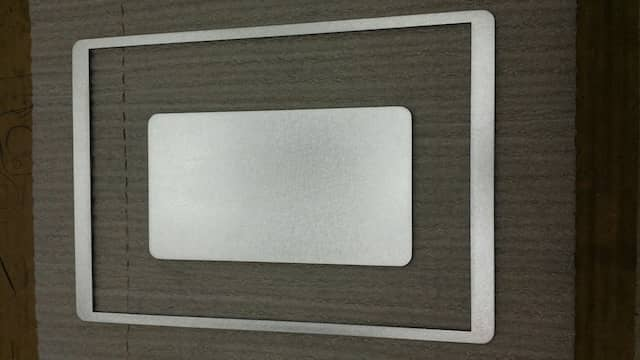 Aluminum Frame cut to size custom made
