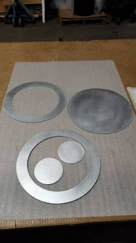 Aluminum Circles and rings
