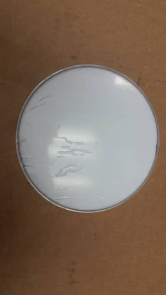 Sheet metal circle, cutting, stainless steel