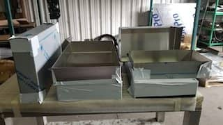 Stainless Steel Boxes Custom Made
