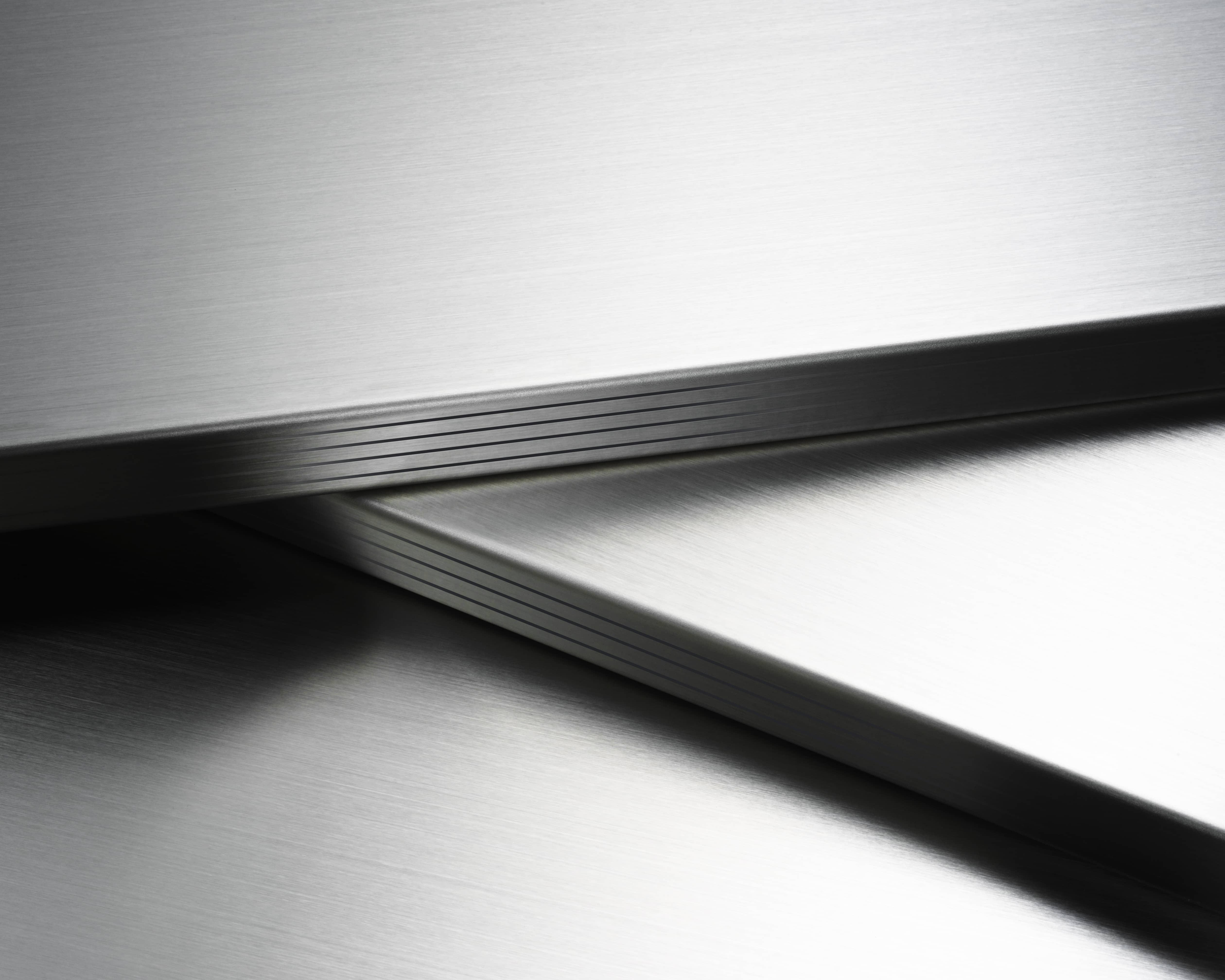 Stainless steel sheet metal plate