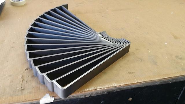 Carbon Steel U-channel