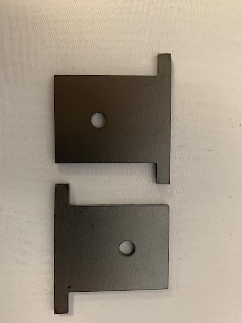 Custom Laser Cut Brackets