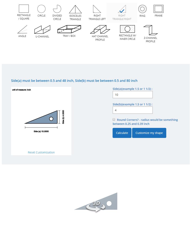 Right Triangle Right