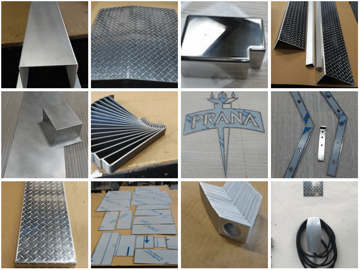 Check Out Our Metal Product Gallery
