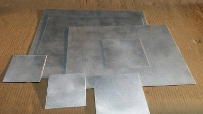 Rectangle Metal Shape And Its Uses In Home Applications
