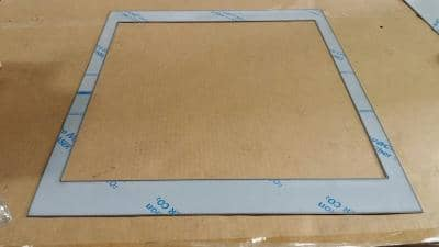 Laser Cutting Metal Frames