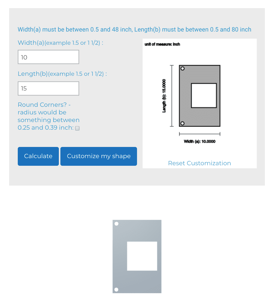 ANNOUNCING - New Features to Make Your Sheet Metal Part More Specific