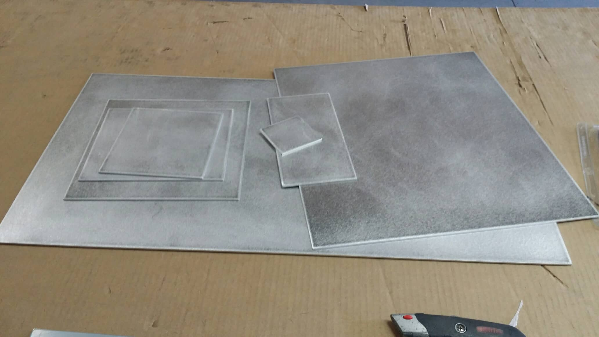 Square Steel Plate And Its Applications