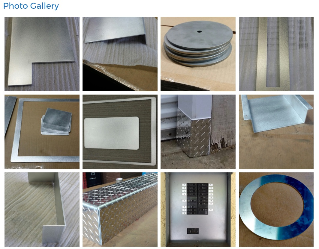 Have a Look At Some Of The Most Useful And Popular Metal Parts You Can Customize On Our Website