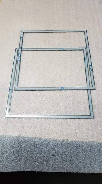 Stainless Steel Frame - online configured